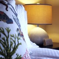 The Bannister Hotel & Yacht Club Guest room