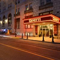Genetti Hotel & Suites Featured Image
