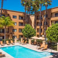 Courtyard by Marriott Los Angeles Torrance-South Bay Health club