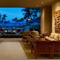 Fairmont Orchid Hawaii Lobby