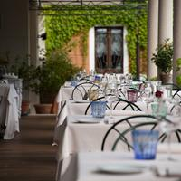 Hotel Regina Adelaide Gourmet Restaurant's terrace