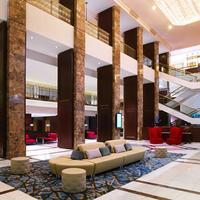 Warsaw Marriott Hotel Guest room