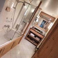 M de Megève Bathroom