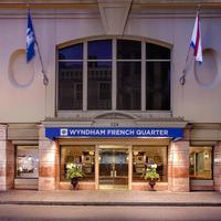 Wyndham New Orleans French Quarter Exterior