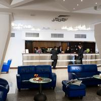 Astoria Palace Hotel Lobby Sitting Area