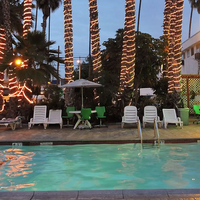Los Angeles Adventurer All Suite Hotel At Lax Outdoor Pool