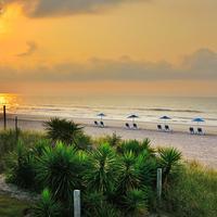 Blockade Runner Beach Resort Beach