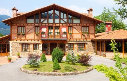Hôtel & Spa Etxegana, The Originals Relais (Relais Du Silence)