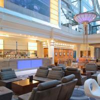 Hilton Paris Charles De Gaulle Airport Hotel Lounge