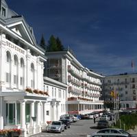 Steigenberger Grandhotel Belvédère Außenansicht