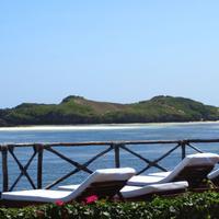 Mawe Resort Watamu Boutique Hotel Balcony View