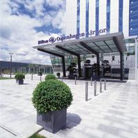 Hilton Copenhagen Airport Hotel Hotel Entrance
