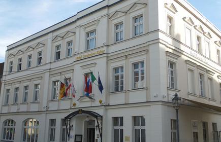 Hotel Und Restaurant Deutscher Kaiser