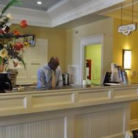 Murray Hotel Front desk