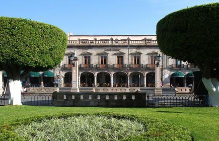 Hotel Casino Morelia