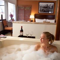 Molly Gibson Lodge Deep Soaking Bathtub