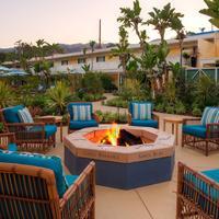 The Pavilion Hotel Terrace/Patio