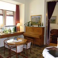 Hotel Edelweiss Hotel Lounge