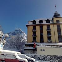 Hotel Edelweiss Hotel Front