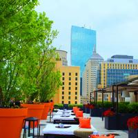 Revere Hotel Boston Common Terrace/Patio