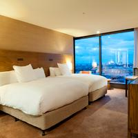 Hilton Melbourne South Wharf Guestroom