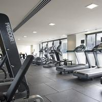 Hilton Melbourne South Wharf Fitness Facility