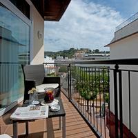 Delfin Hotel Balcony