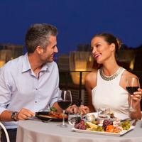 Hotel Fuerte Marbella Couples Dining