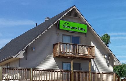 The Crow Peak Lodge