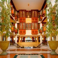 Jordan Valley Marriott Resort and Spa Lobby