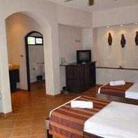 Manalá Hotel Cabana interior