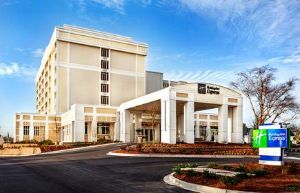 Holiday Inn Express Charleston Dwtn - Ashley River