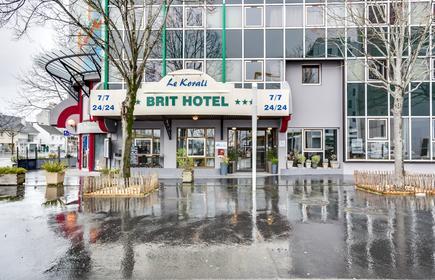 Brit Hotel Saint-Nazaire Centre Gare