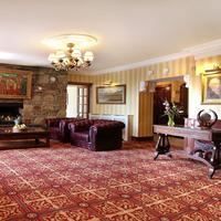 Abbeyglen Castle Hotel Lobby Sitting Area