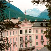 Hotel Bernina 1865 Hotel Front