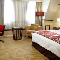 Leeds Marriott Hotel Guest room