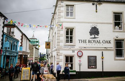 Royal Oak At Keswick