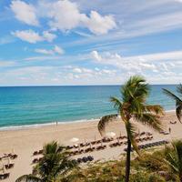 Tideline Ocean Resort and Spa Beach