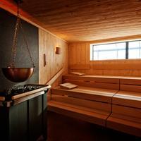 a-ja Warnemünde. Das Resort. Sauna