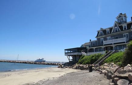 Block Island Beach House