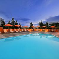 San Diego Marriott La Jolla Outdoor Pool