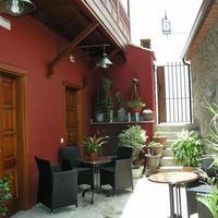 Hotel Rural Fonda de la Tea Patio canario