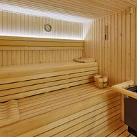 Hotel Faro & Beach Club Sauna