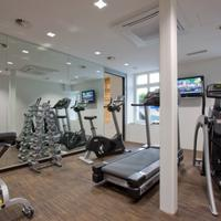 Romantik Seehotel Sonne Fitness Facility