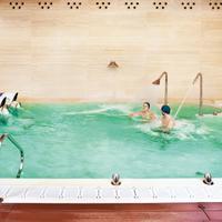 Hotel Solverde Spa & Wellness Center Hotel Solverde Spa & Wellness Center - spa swimming pool