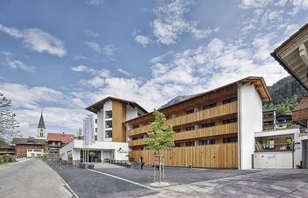 Sporthotel Silvretta Montafon