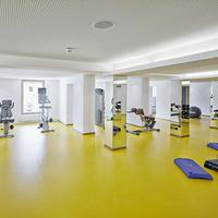 Sporthotel Silvretta Montafon Gym