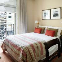Hotel de Londres y de Inglaterra Single City view room