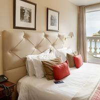 Hotel de Londres y de Inglaterra Single Sea view room