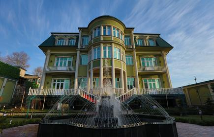 Lotte Palace Dushanbe